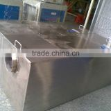 stainless steel grease trap for Restaurant wastewater treatment
