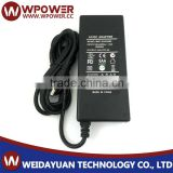 AC/DC power supply 24V 3A power adaptor (Plug type Din 4 pins with CE FCC SAA RoHS certificates)