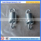 zinc -plated tension coil tension spring
