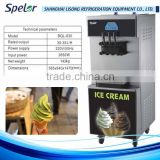 Remarkable stability blending ice cream machine
