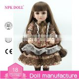 18 inch SD BJD baby doll collection ball jointed doll wholesale bjd doll