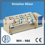WH-986 Rotation Mixer laboratory rotating mixer rotating drum powder mixer