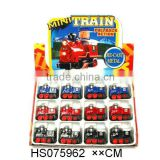 Die Cast Toy;Pull Back metal car;Alloy train