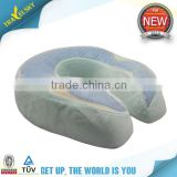 U shape cooling gel memory foam travel pillow                                                                         Quality Choice
