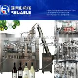 Suzhou Supplier Glass Bottle Filling Machine/Plant/Equipment for Soft Drink/Water/Juice Price