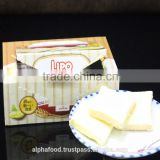 durian snack LIPO Durian Egg Cookies with 100g box packing