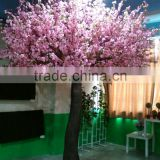 Real look beautiful artificial cherry blossom tree wedding blossom tree for indoor and outdoor decor