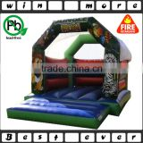 inflatable jungle fun air castle inflatable for sale