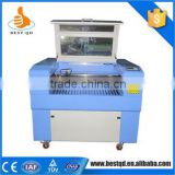 Hot Selling LCD control panel co2 3d laser engraving and cutting machine