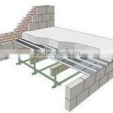 high ribbed formwork for Constructions