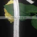 centipede lace cord embellishment white gimp braid trim