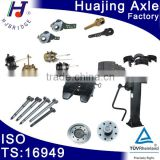 Inquiry about Good performance international standard semi trailer spare parts components for semi trailer