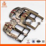 Metal pin belt buckle zinc alloy adjustable blet buckle                                                                                         Most Popular