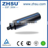 ZHSU / OEM ISO4427 hdpe polyethylene pipe with prices