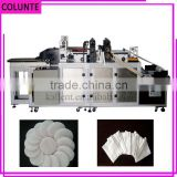 cosmetic cotton pad packing machine cosmetic cotton pads manufactures                                                                         Quality Choice