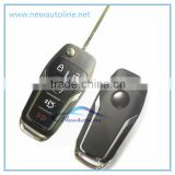 Wholesales car remote control key fob 5 button smart keyless entry key compatible with original one