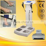 2015 hot sale human body health analyzer Beauty Equipment analyzer