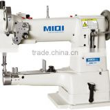 MQ-335A single needle cylinder bed with compound feed lockstitch sewing machine for binding use