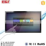 21.5 inch IR touch screen transparent touch screen wall mounted touch screen computer vertical touch screen monitor lcd