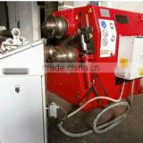 W24S-45 section bending machine pipe bender ,square tube bending machine,angle bending machine