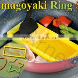 kitchenware cooking utensils japanese food silicone fried egg molds kids lunch bento tool turner tamagoyaki rings sets 75820