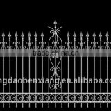 wrought iron manufacturer produce indoor fencing and out door fencing iron fence design wrought iron fences