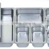 Commercial 1/1 stainless steel container GN Pan