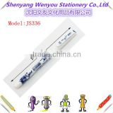 Blue and white gel ink pen traditional Culture pen