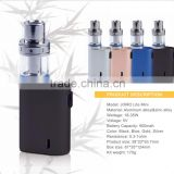Bulk Christmas UK High quality e cig vaporizer starter kit micro battery mod Lite mini Jomo factory price mini e cig mod