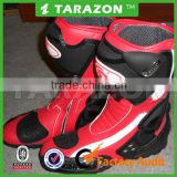Lightweight and top quality motorcycle racing boots from china