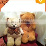 2015 hot sale cheap good quality plush baby doll /teddy bear for children for sale for promotion gift