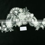 Professional lace fabric african tulle high quality with low price