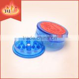 JL-197J Yiwu Jiju Best Selling Products in America Surface Leather Sticker Technique 3 Parts Acrylic Grinder