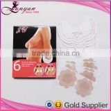 disposable&breathable environmental nipple cover anti-bump breast lift type