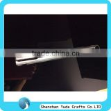 oem design transparent plexiglass pipe, cast acrylic tube display extruded clear plastic tubes
