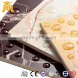 UV Coating 100% Asbestos Free Surface Texture High Strength Water Proof Fiber Cement Board