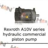 REXROTH A10V series hydraulic commercial piston pump Concrete pump spare parts for putzmeister