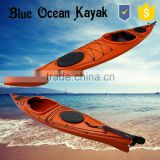Blue Ocean 2015 new design kayak with pedals/fishing kayak with pedals/ocean kayak with pedals