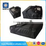 Custom reusable insulated thermal pizza food delivery cooler bag
