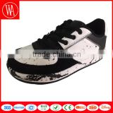 women comfort lace up leisure shoes