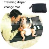 Factory directly baby diaper changing mat, portable and foldable