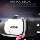 google cardboard bluetooth Virtual Reality Headset for 3D Moives And Games Support mobile Phone 3d glasses compatible