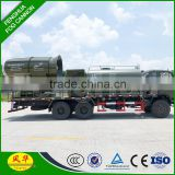 CE CCC SGS approved DS-100 mist fog sprayer brass or stainless nozzle water cannon ports dockyard bulk material power sprayer