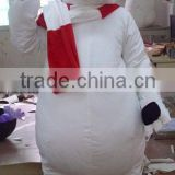 Cocacola polar bear mascot costume for sale