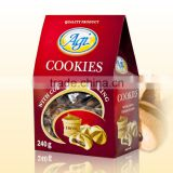 AGI COOKIES with cocoa cream filling 0,240 kg