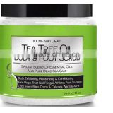 Pure Tea Tree Oil Exfoliating Body and Foot Scrub
