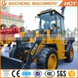 China supplier XCMG WZ30-25 90HP 1.0CBM 1.0ton H type leg China suppliers used tractor loader backhoe