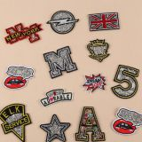 Wholesale Competitive Price Fancy Design Hot Fix Rhinestone Sticker Iron On Rrhinestone Sheet