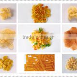 2015 Newly designed auto/ continous pellet/meat/seafood/nuts fryer -- Jinan DaYi Machinery