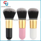 Wooden Cute Powder Brush Mini Powder Brush With Soft Hair